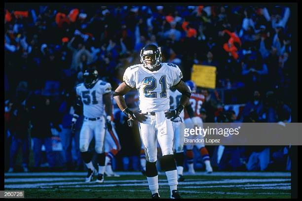 Aaron Beasley - DB - Jacksonville Jaguars