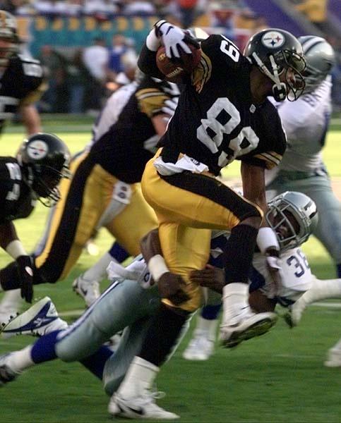 Ernie Mills - Pittsburgh Steelers