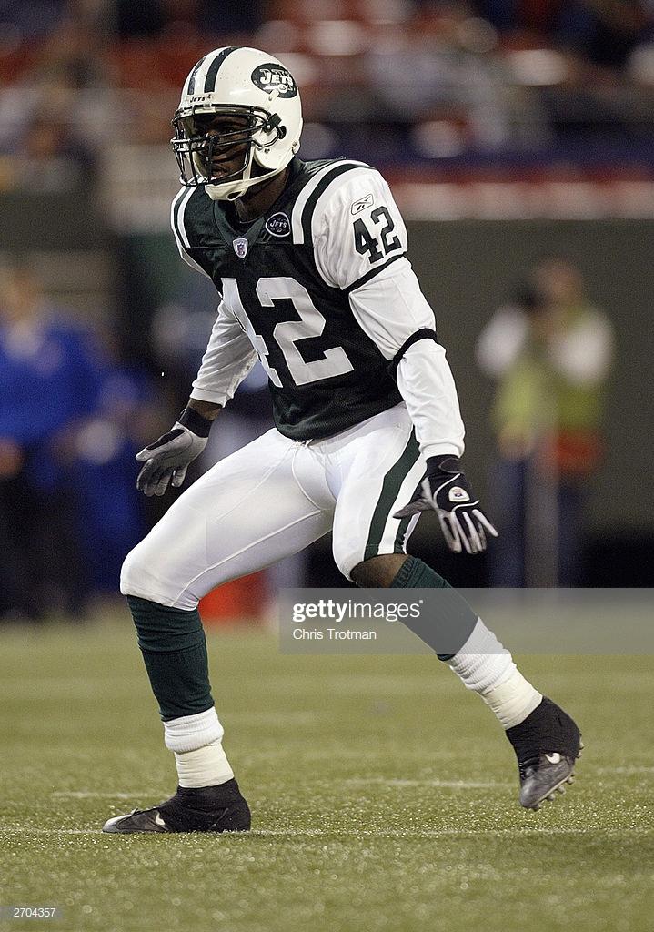 Sam Garnes - DB - New York Giants / New York Jets